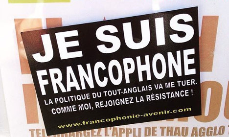 'English words are invading French like never before'