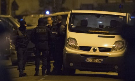 'Arms and explosives found in Paris terror suspect's home'