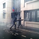 Pupils attack Paris police stations after teen's beating