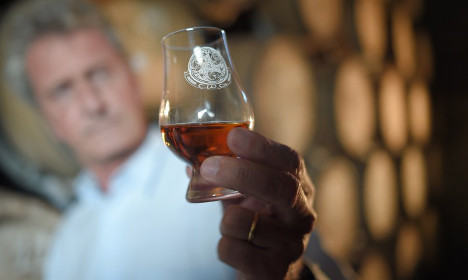 Watch out Scotland, France may soon be 'home of whisky'