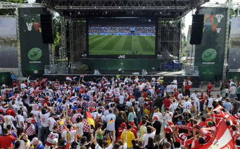 France to stage mock terror attack on Euro 2016 fanzone