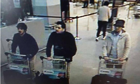 Terror attacks in Brussels leave at least 30 dead