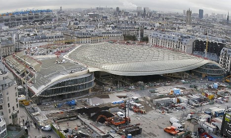 Paris hopes to turn its old 'belly' into new 'beating heart'