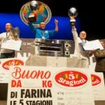 Frenchman's 'fish soup' pizza beats Italy to world cup crown