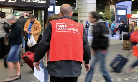 French rail services to be badly hit by nationwide strike