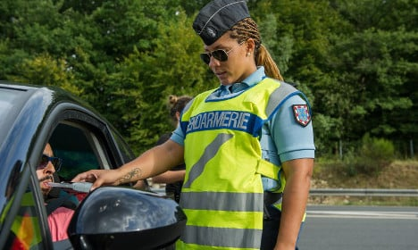 French drivers still think 'little alcohol, little danger'