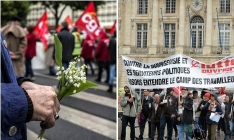 What May Day really means to the French