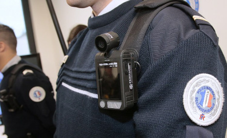 France to give all police body cameras 'to protect public'