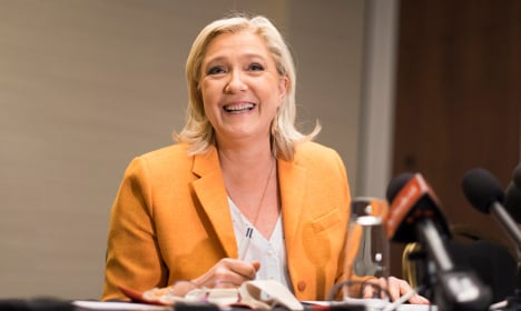 Brexit campaigners want Le Pen barred from UK