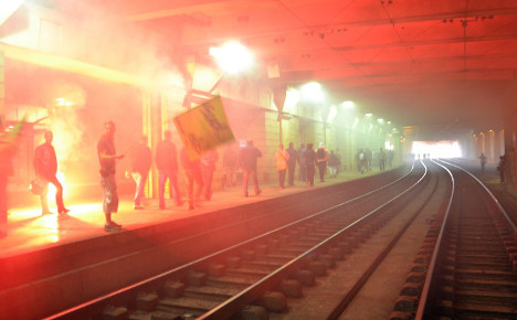Why there's another rail strike in France and more to come