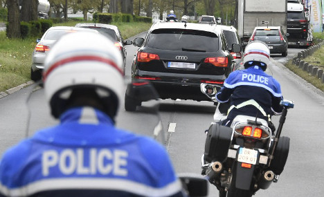 'Justice is on its way': Abdeslam charged in France