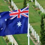 WWI's Anzac Day heroes honoured in northern France