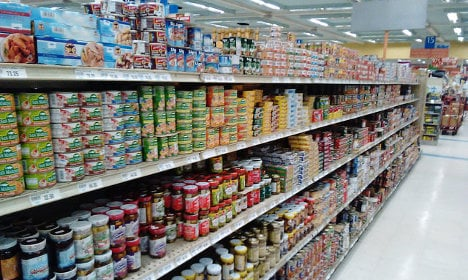 French warned over heavy metals in canned tuna