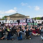 French citizens' movement calls for worldwide demos