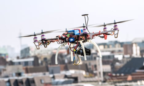 Planes diverted at Paris Orly airport over drone alert