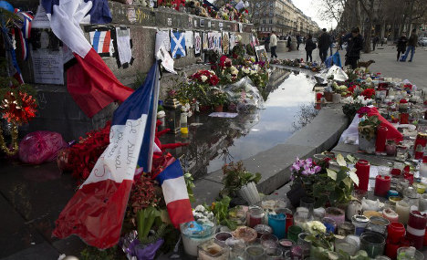 Paris faces poignant Friday 13th six months after attacks