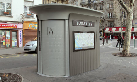This is how Paris plans to stop the 'wild peeing' plague