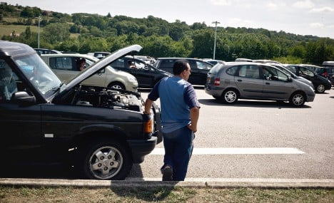 How to avoid running out of fuel if you're coming to France