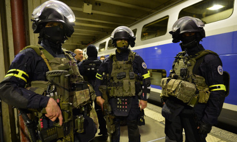 Over 100 held on terror charges in France this year