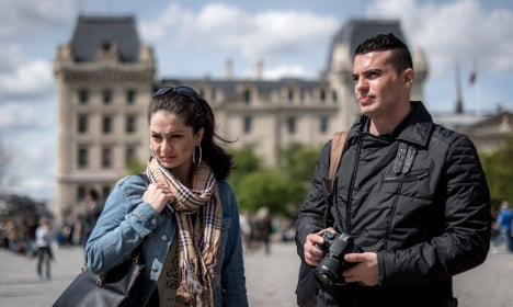 Afghan film star in French exile after death threats