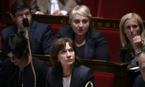 French female politicians slam 'impunity' of lustful colleagues