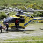 French hiker found alive after five nights in Pyrenees hole