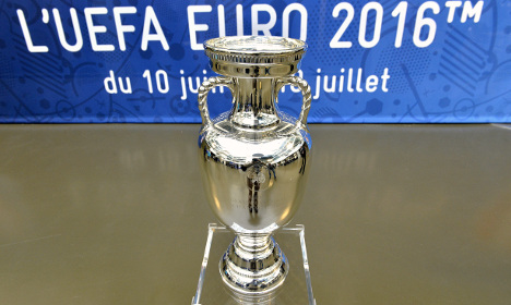 France launches countdown to 'high-risk' Euro 2016