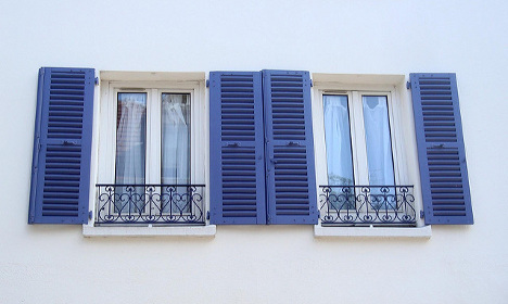 Frenchwoman killed closing window shutters in storm
