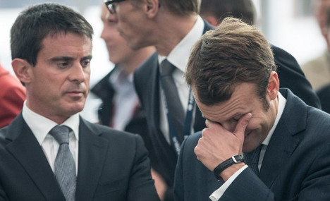 'Hoax' or cunning plan: Macron for French president?