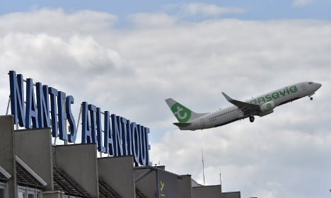 Voters give green light to new airport in western France