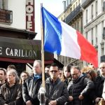 Woman stung after pretending to be victim of Paris attacks