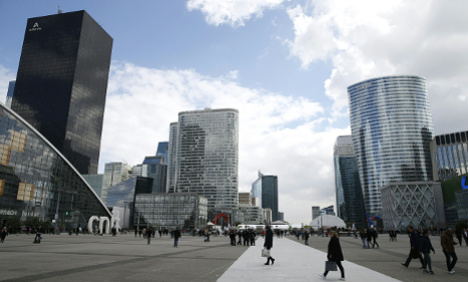 Is working life better in London or Paris?
