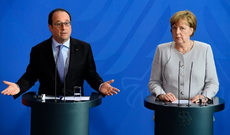 France tells UK to hurry up and get on with EU divorce
