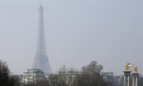 Air pollution in France kills 48,000 people each year