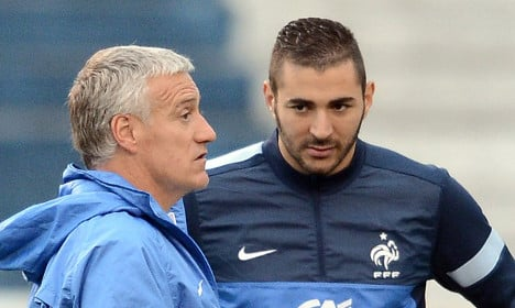 French team engulfed in race row on eve of Euro 2016