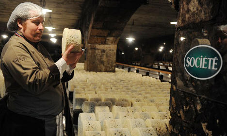 France won't sacrifice famous cheeses and Champagne for US trade deal