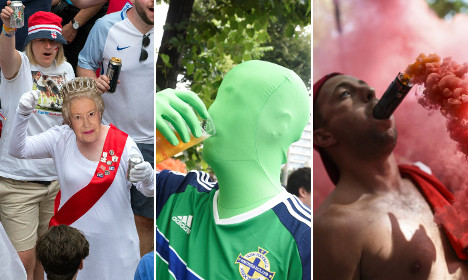 Euro 2016 shows the French really don't get the British