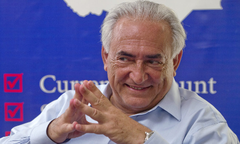 DSK ordered to pay €10,000 to anti-prostitution group