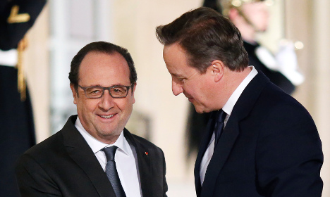 France fires late word of warning to Brits over Brexit