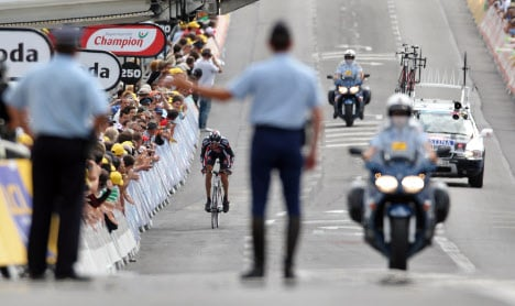 Tour de France: 23,000 police and special ops join the ride