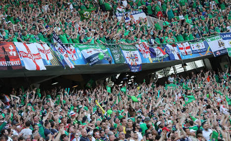Second Northern Ireland supporter dies in France