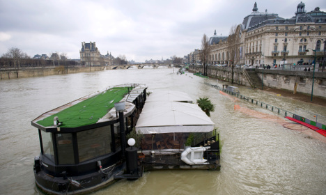 VIDEO: When Paris prepared for 'flood of the century' disaster
