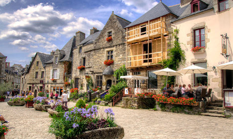 Another Brittany village named as France's favourite