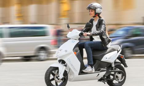 Forget bikes, Paris is set to roll out scooter rentals