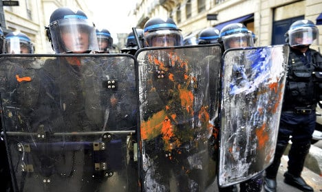 Paris police: We can't cope with fan zones AND matches