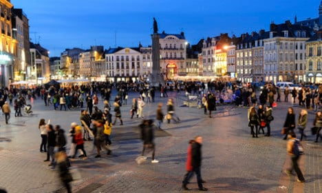 Euro 2016 city guide to Lille