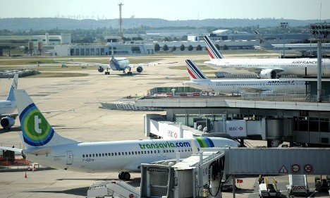 Flights in France hit by air traffic controllers' strike