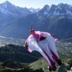 Wingsuit jumper plunges to his death in French Alps