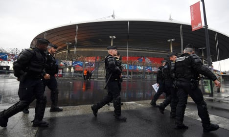 Frenchman planned '15 terror attacks' during Euro 2016