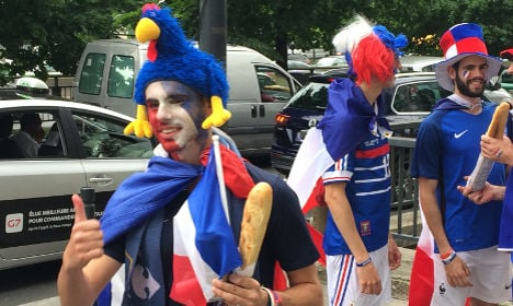 A look at the best fan pics from Euro 2016 so far